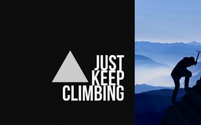 The Climb #2; Mendaki Juga Ada Teorinya