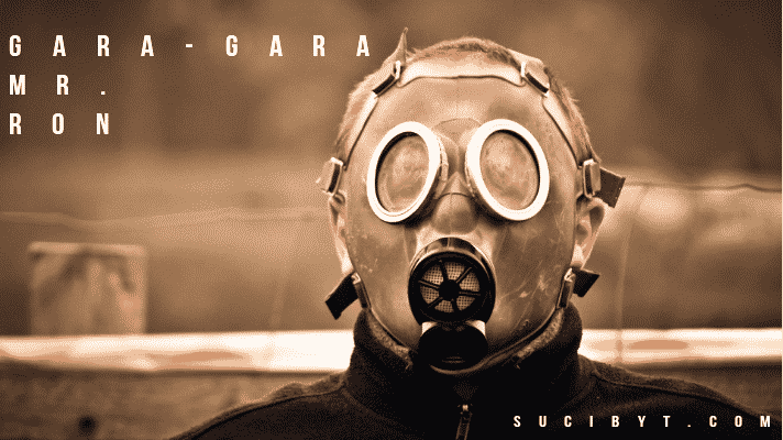 Gara-Gara Mr. Ron